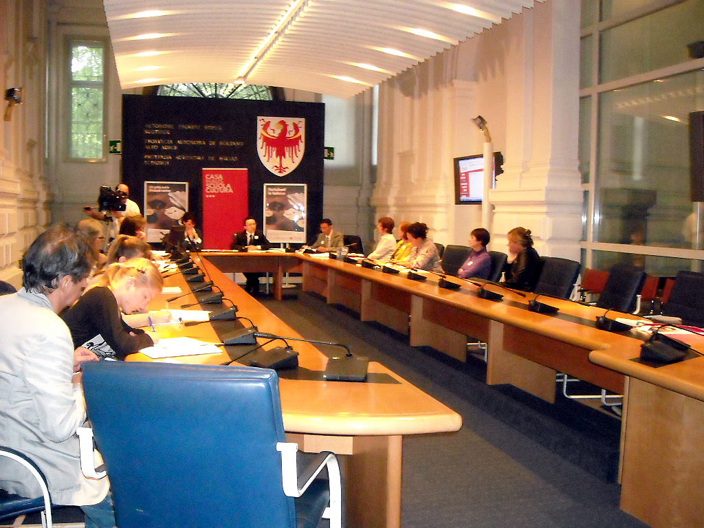 Conferenza stampa 08.09.2010