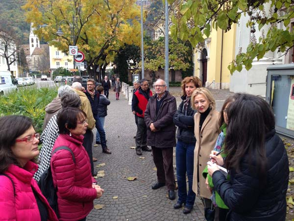 Il Voluntariat in autunno 15.11.2014