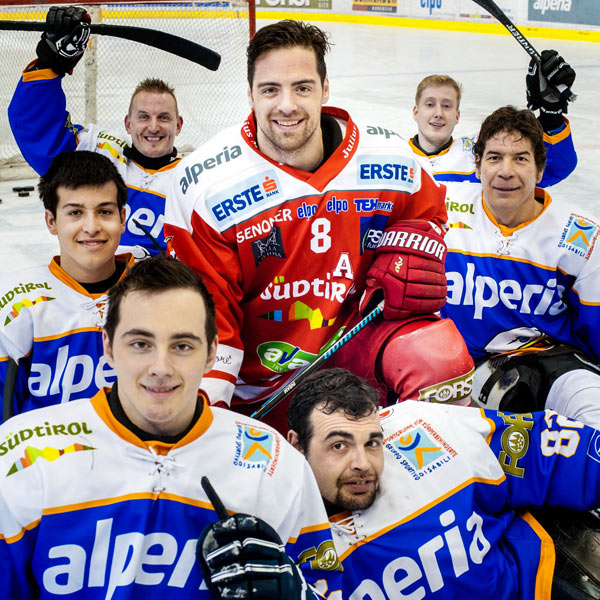 South Tyrol Eagles, squadra ice-sledge hockey